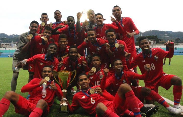 Selección de Panamá se corona campeón del centroamericano Sub-17