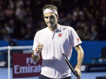 Roger Federer buscará su noveno título en Bacilea
