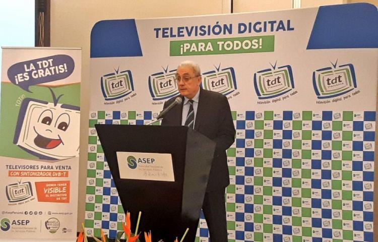 Panamá se encamina a la TV digital