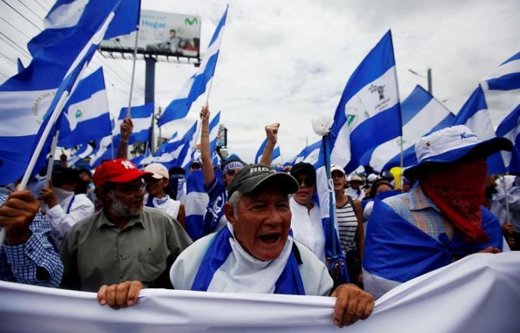 Denuncian detención de periodista nicaragüense crítico con Gobierno de Ortega