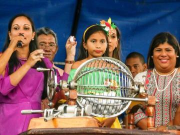 Lotería anuncia fecha de los sorteos por fiestas patrias