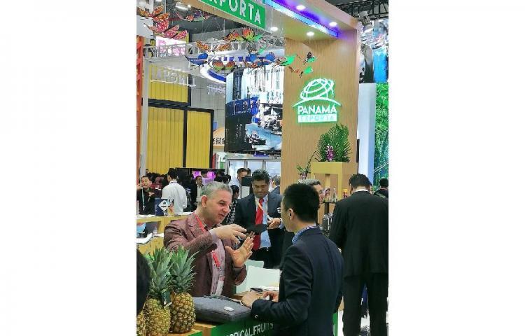 Oficina Agrocomercial de Panamá en Shanghái será lanzada en importante feria