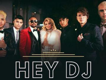 Sean Paul y Meghan Trainor cantarán 'Hey Dj'