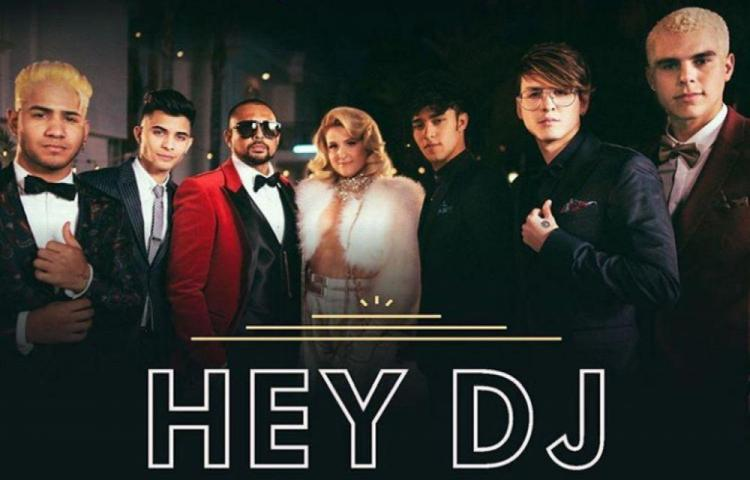 Sean Paul y Meghan Trainor cantarán 'Hey Dj'