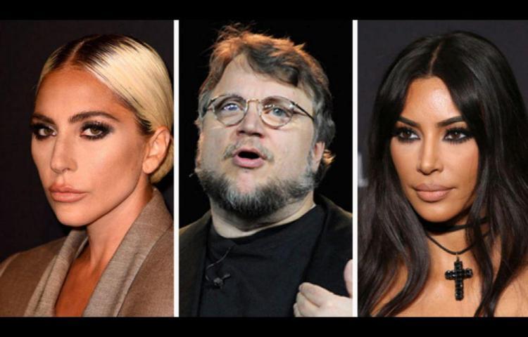 El fuego afecta a famosos