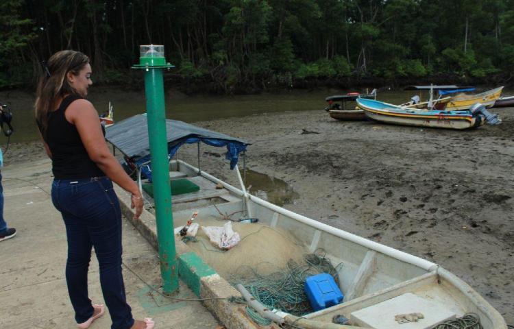 Pescadores piden mayor vigilancia en Guararé