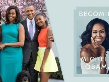 Michelle Obama reveló que sufrió un aborto y tuvo problemas de fertilidad