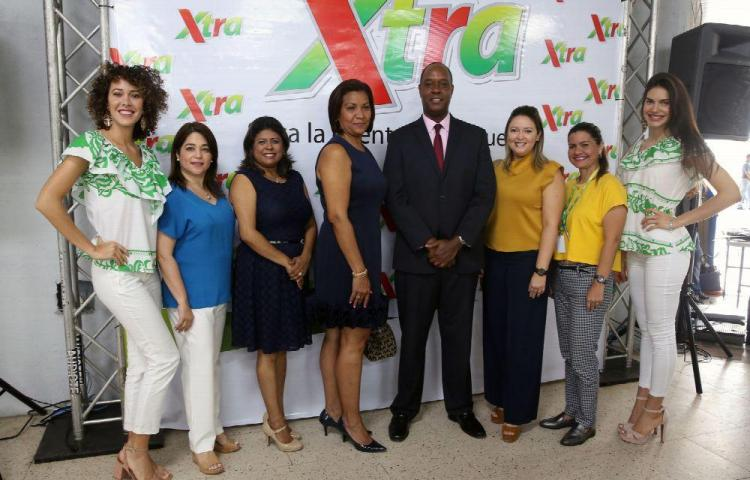 El Xtra invierte $1.3 millón en renovación de la sucursal de la 24 de Diciembre