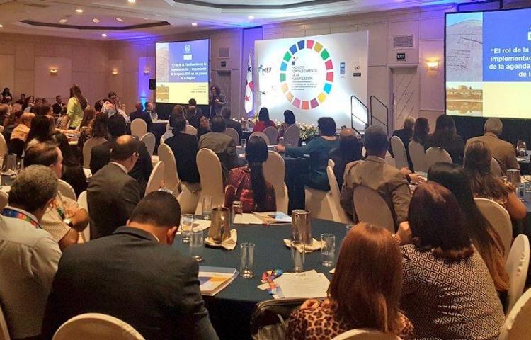 Panamá fortalecerá Objetivos de Desarrollo Sostenible en su política pública