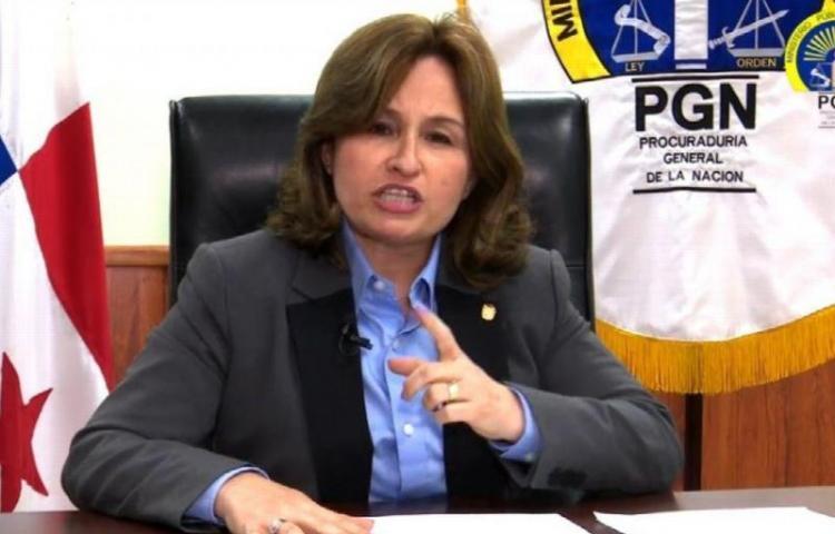 Porcell confirma la detención de los hijos de Martinelli