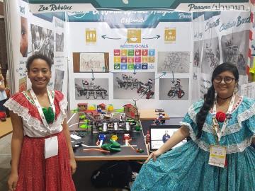 Panamá concluye participación en Olimpiada de Robótica en Tailandia