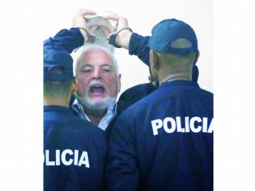 Abogados de Martinelli y Mejía se enfrentan