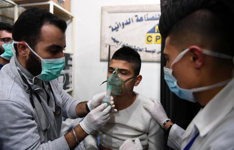 Irán condena el doble rasero de Occidente respecto al ataque químico de Siria