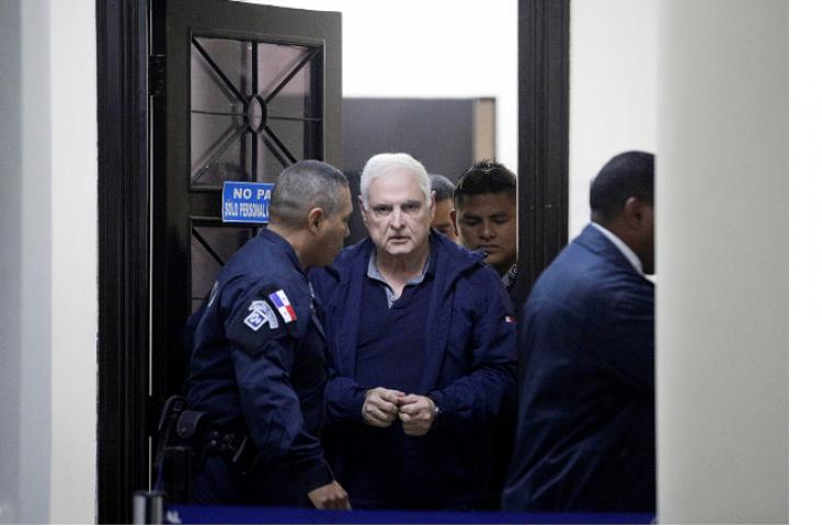El juicio a Martinelli por escuchas ilegales comenzará el 11 de diciembre