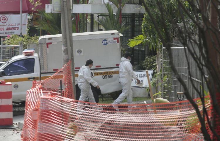 Encuentran cadáver en hotel de Bella Vista