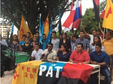 'Palo' a dirigente de la UEU por apoyo a 'Nito'