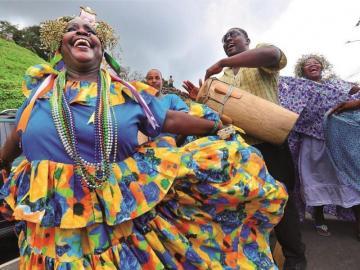 Panamá celebra con alegría inclusión de la cultura Congo en lista de Unesco