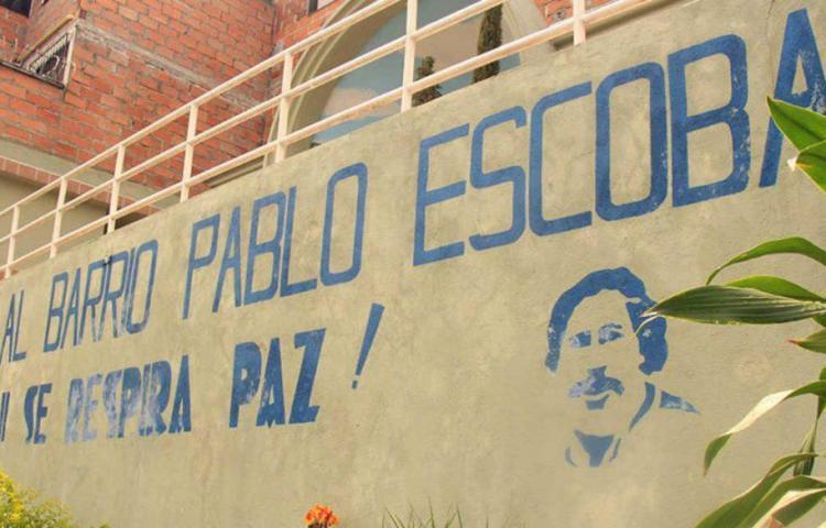 Entre la herida y la memoria Colombia quiere dejar atrás a Pablo Escobar