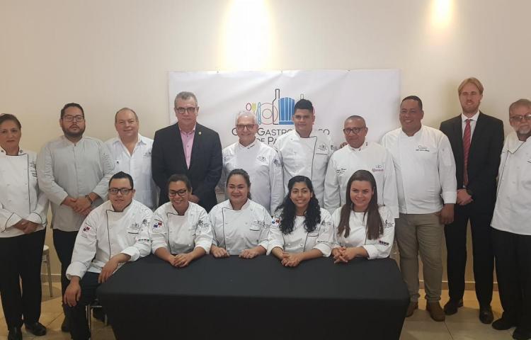La alta cocina panameña viaja a Oriente Medio