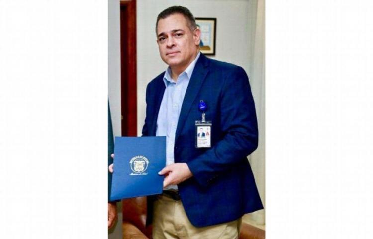 Varela designa a García Valarini como nuevo director de la CSS