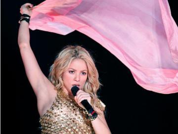 Shakira fue denunciada por supuesto delito fiscal