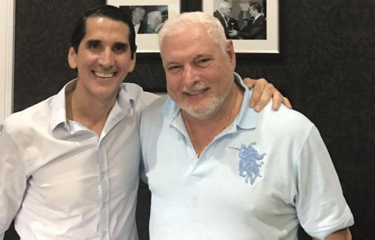 Martinelli y Roux, fórmula presidencial que despertará Panamá