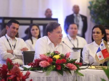 El presidente Varela veta proyecto de ley que crea nueva comarca indígena