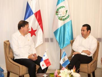 Presidente de Guatemala asistirá a Jornada Mundial de la Juventud en Panamá