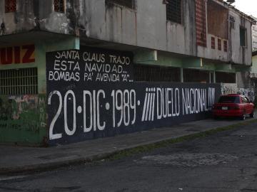 El Chorrillo, en calma tras 29 años de la invasión