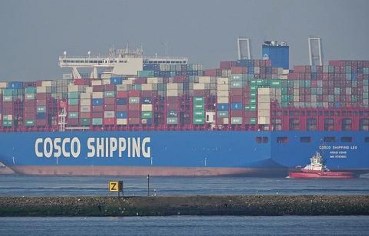 Un ejecutivo de la naviera estatal china COSCO se suicida en Taiwán