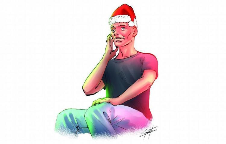 Echa y echa pa'diciembre