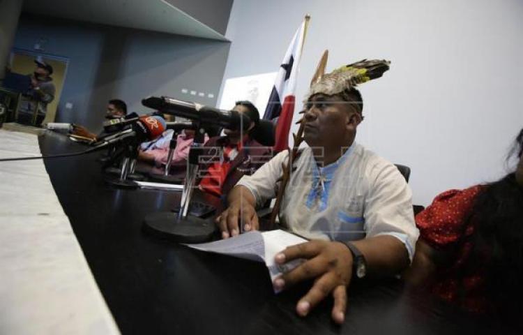 "Indígenas dicen que seguirán ""luchando"" por comarca autónoma Naso"