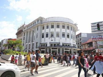 La avenida Central y su atractivo arquitectónico