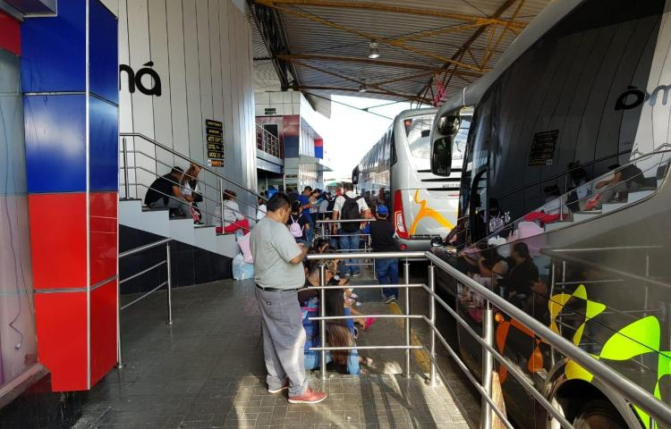 Más de 2 mil turistas ticos viajan a Panamá este fin de año