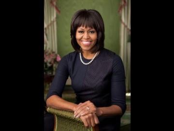 Michelle Obama desbanca a Hillary Clinton como la mujer más admirada en EEUU