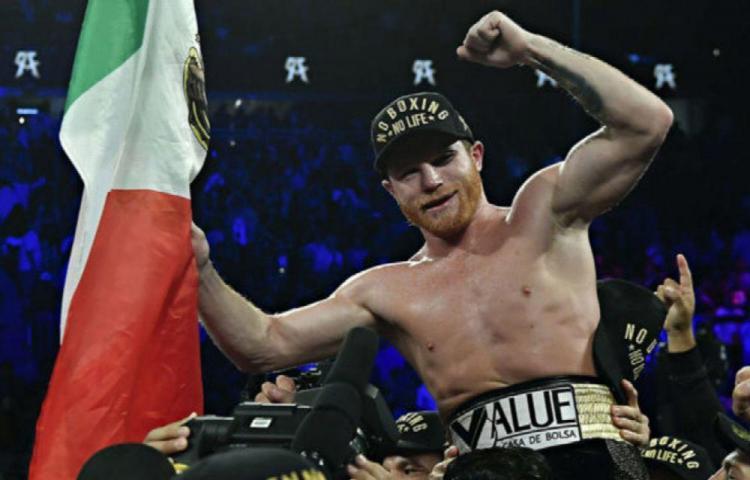 'Canelo' es nominado a boxeador del año del CMB
