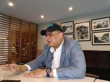 Dimitri Flores denuncia supuestas irregularidades en validación de firmas del TE