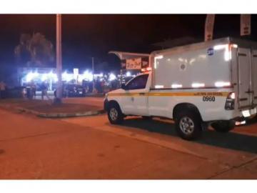 Disparos en Plaza Centenial dejan dos muertos y un herido