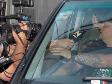 Maradona recibe alta tras estar 5 horas en una clínica por sangrado estomacal
