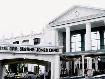 Suspenden cirugías en el Susana Jones