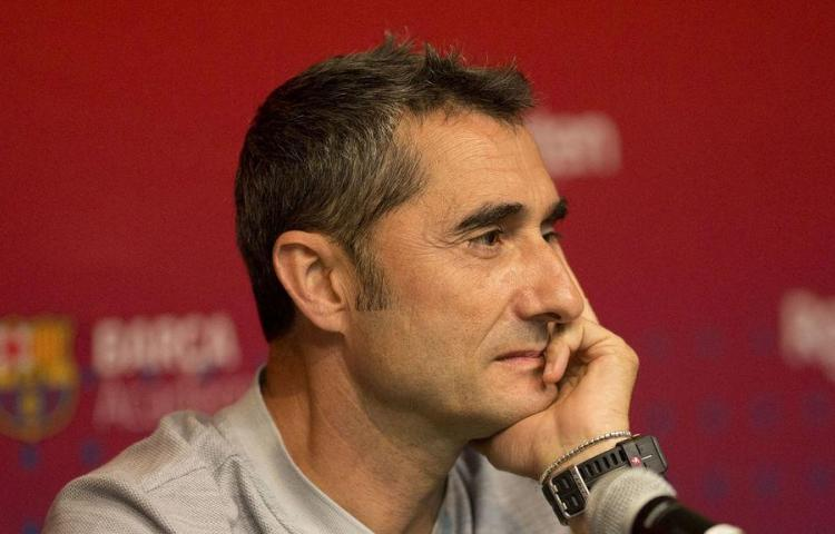 """Jordi Mestre dice que el futuro de Valverde """"no está encima de la mesa"""" ahora"""