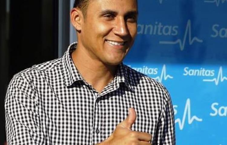 """Keylor Navas: """"Si pensase que no puedo ser titular me iría a casa"""" Madrid"""