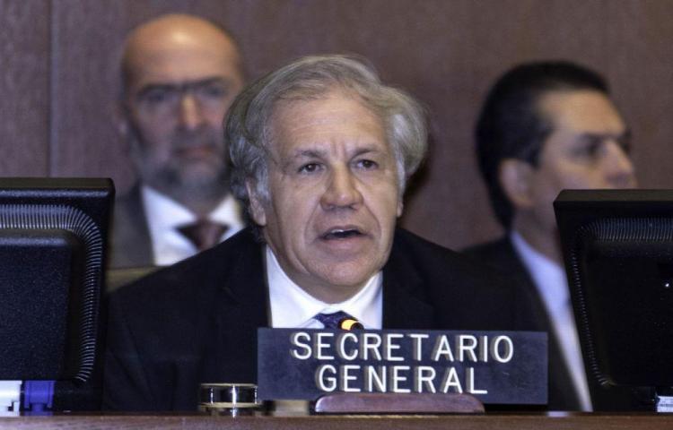 OEA da la espalda al mandato de Maduro