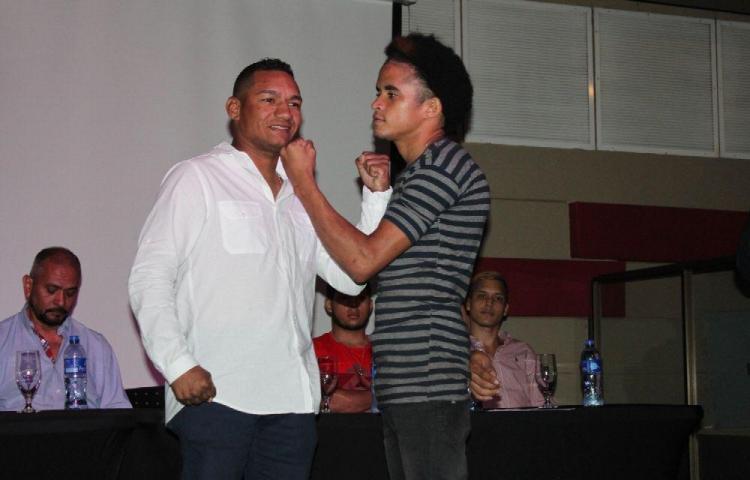 Ortega y Garay volverán a pelear
