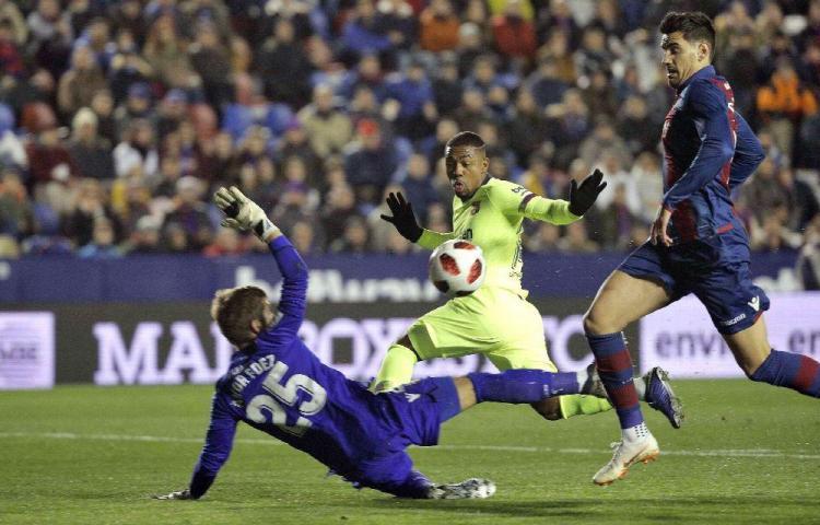 Ponen en apuro al Barcelona