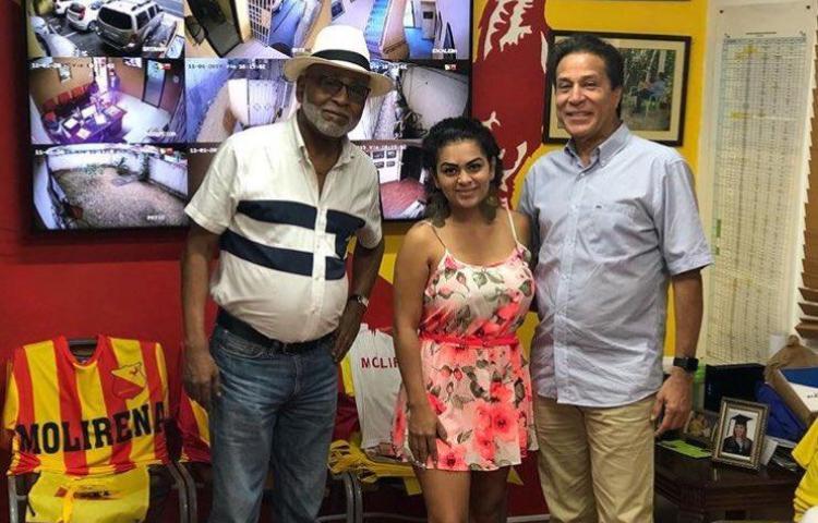 Esteban Rodríguez y 'La Polla' buscan el puesto de Katleen Levy