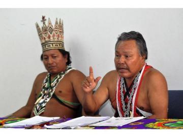Aborígenes defienden su gestión sostenible en materia forestal