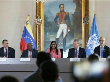 Firman acuerdos con la FAO y Unicef