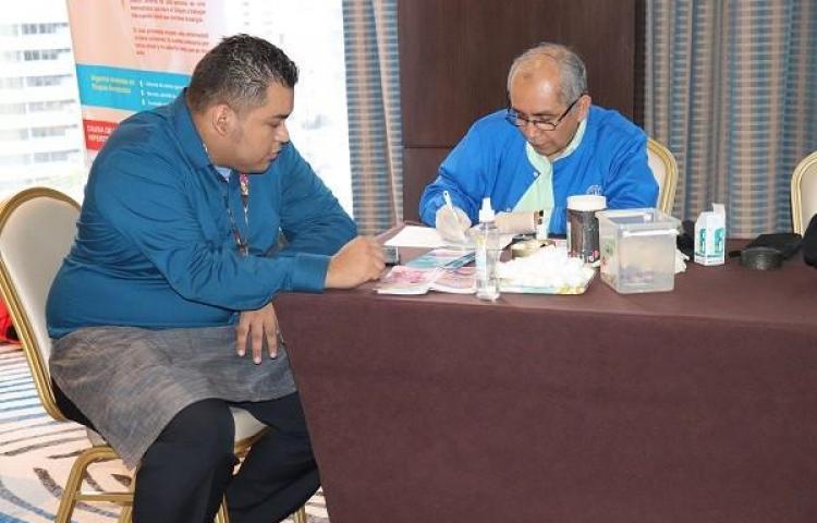 Policlínica de Bethania desarrolla programa contra la obesidad en empresas