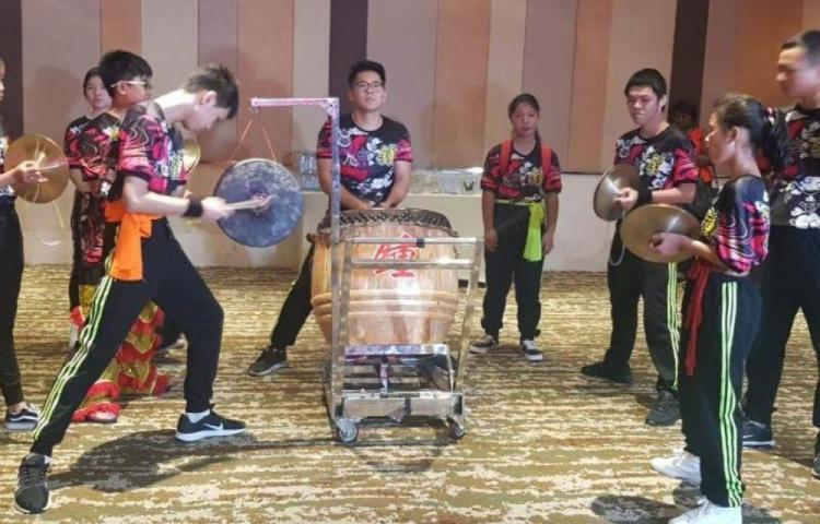 El 'Cerdo de Tierra', la fiesta del Año Nuevo Chino